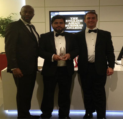 City of London-Wealth management Award