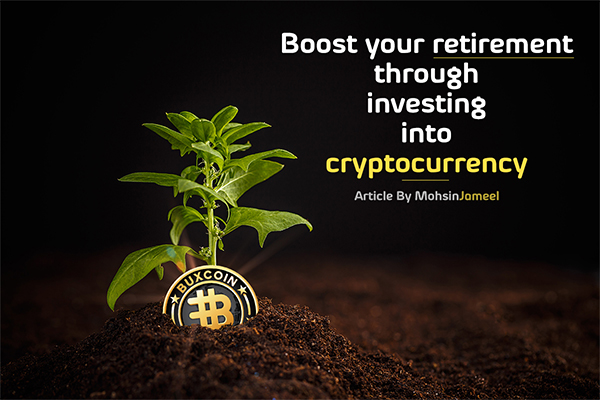 Mohsin Jameel - Boost your retirement