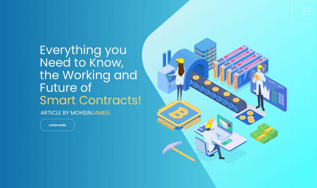 Smart Contracts-Mohsin Jameel